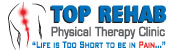 Top Rehab Physical Therapy Clinic Logo